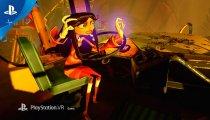 Psychonauts in the Rhombus of Ruin - Trailer di lancio