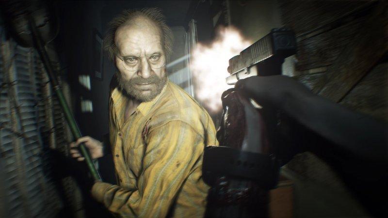 Capcom prevede di distribuire 10 milioni di copie di Resident Evil 7 biohazard