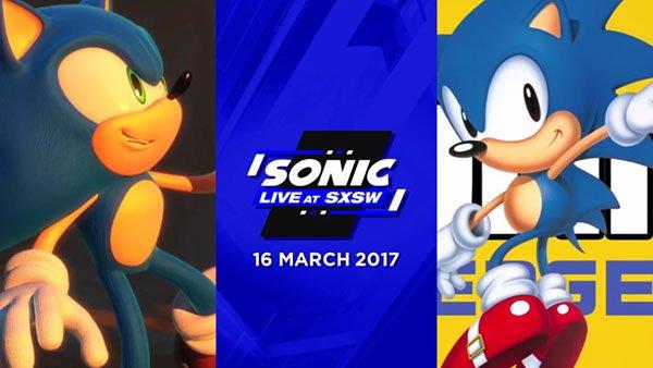SEGA parlerà di Project Sonic 2017 e Sonic Mania durante un evento fissato per il 16 marzo