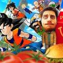 A Pranzo con Dragon Ball Fusions