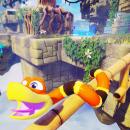 Sumo Digital celebra il primo anniversario di Snake Pass scontando il gioco del 50%