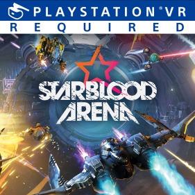 StarBlood Arena per PlayStation 4