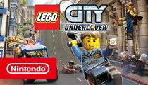 LEGO City Undercover - Trailer di presentazione su Switch