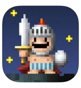 Dandy Dungeon: Legend of Brave Yamada per iPhone