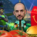 A Pranzo con Heroes of the Storm