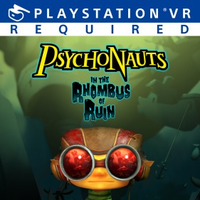 Psychonauts in the Rhombus of Ruin per PlayStation 4