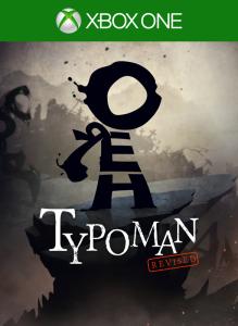 Typoman per Xbox One