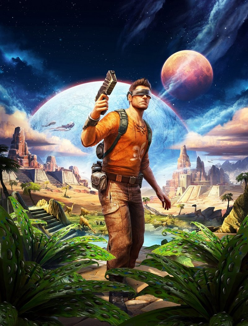 Outcast - Second Contact torna a mostrarsi in video