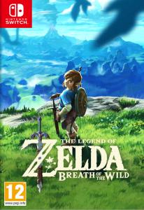 The Legend of Zelda: Breath of the Wild per Nintendo Switch