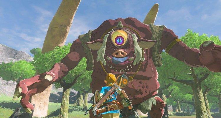 The Legend of Zelda: Breath of the Wild, mod inserisce i contenuti di Hyrule Warriors: L'era della calamità