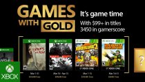 Xbox One - I Games with Gold di marzo 2017