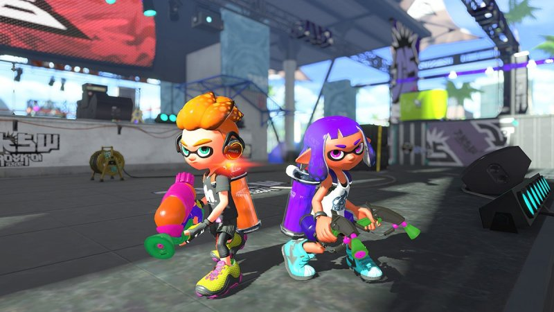 La demo di Splatoon 2 per il Global Testfire è disponibile sull'eShop europeo di Switch