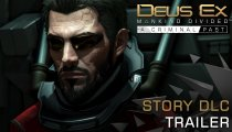 Deus Ex: Mankind Divided - A Criminal Past - Trailer di lancio