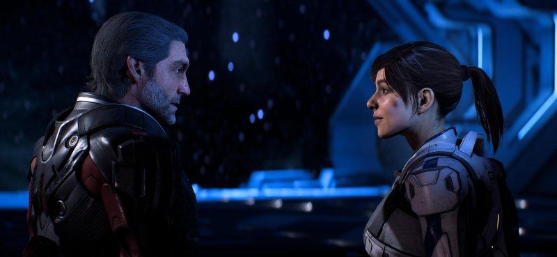 Le animazioni di Mass Effect: Andromeda non miglioreranno al day one