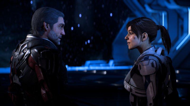 Voti contrastanti per Mass Effect: Andromeda