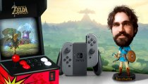 The Legend of Zelda: Breath of the Wild - Sala Giochi