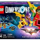 Batman sbarca in LEGO Dimensions