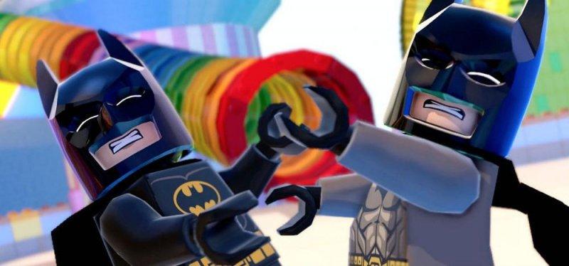 Batman sbarca in LEGO Dimensions
