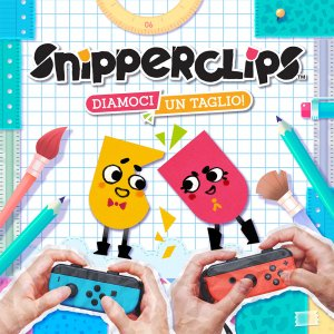 Snipperclips - Diamoci un taglio! per Nintendo Switch