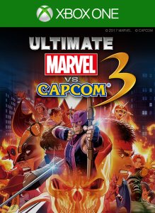Ultimate Marvel Vs. Capcom 3 per Xbox One