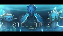 Stellaris: Utopia - Trailer con la data di lancio
