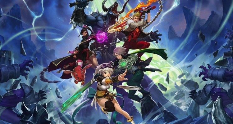 Battle Breakers di Epic Games per PC, iOS e Android disponibile