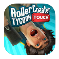 RollerCoaster Tycoon Touch per iPhone