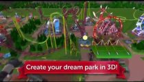 RollerCoaster Tycoon Touch - Trailer di lancio