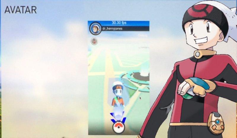 Un po' di Rubino in Pokémon GO