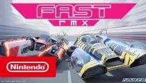 FAST RMX - Trailer di lancio