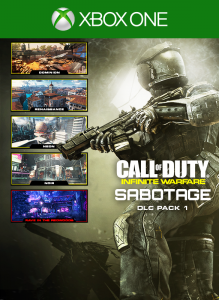 Call of Duty: Infinite Warfare - Sabotage per Xbox One