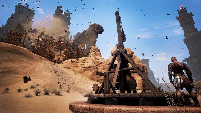 La versione Xbox One di Conan Exiles è a buon punto, nessun piano per Nintendo Switch