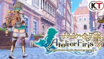 Atelier Firis: The Alchemist and the Mysterious Journey - Trailer di lancio