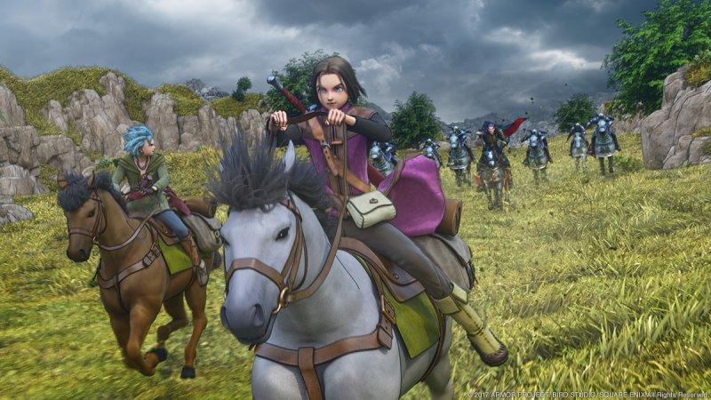 Yuji Horii anticipa un annuncio legato a Dragon Quest XI: In Search of Departed Times, in arrivo la data di lancio?