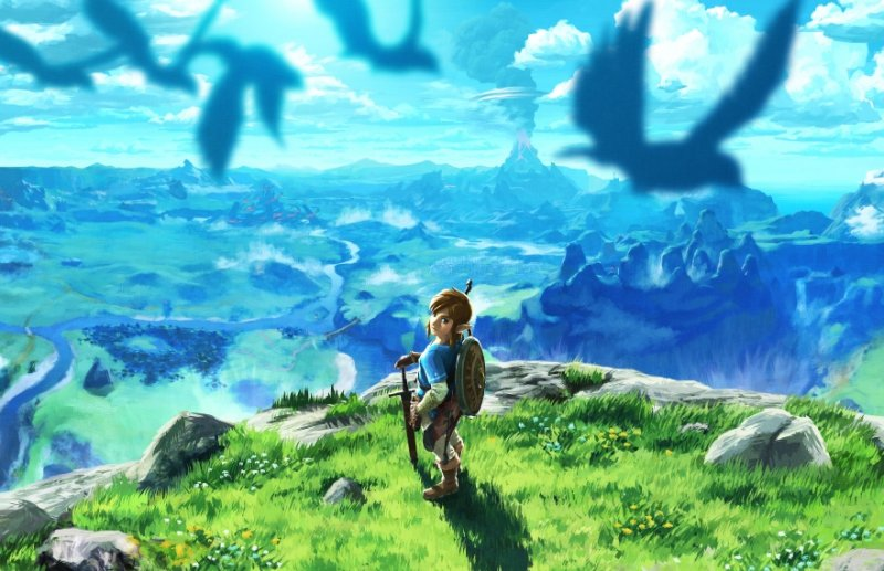 2017 Rewind - The Legend of Zelda: Breath of the Wild