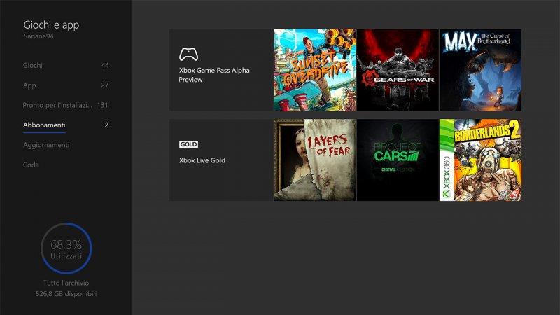 Xbox Game Pass - Il Netflix dei videogiochi