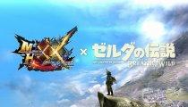 Monster Hunter XX - Trailer della collaborazione con The Legend of Zelda: Breath of the Wild