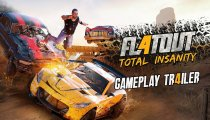 FlatOut 4: Total Insanity - Trailer gameplay