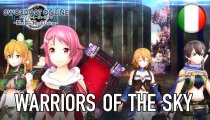Sword Art Online: Hollow Realization - Trailer DLC gratuito Warriors of the Sky