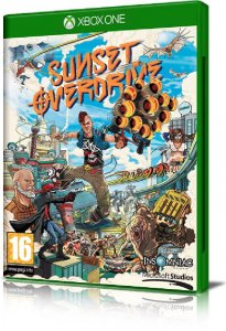 Sunset Overdrive per Xbox One