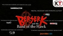 Berserk and the Band of the Hawk - Trailer con le citazioni della stampa internazionale