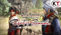 Samurai Warriors: Spirit of Sanada - Trailer dell'esplorazione di Castle Town