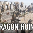 Dark Souls III - Trailer dell'arena Dragon Ruins
