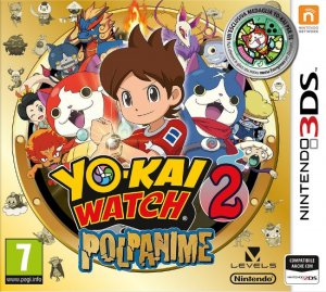 Yo-kai Watch 2: Polpanime per Nintendo 3DS