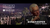 Hitman - Trailer dell'Elusive Target 22, The Bookkeeper