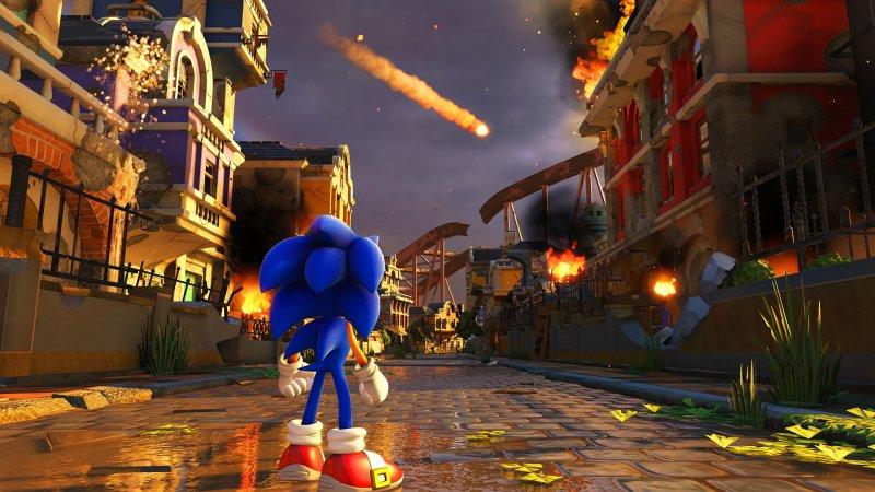 SEGA: Sonic Forces proverà a rinvigorire la serie