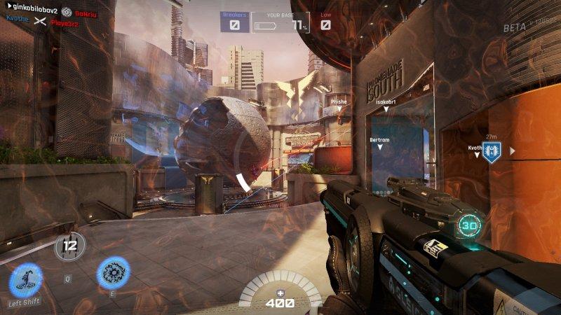 Lawbreakers è il nuovo contendente nell'arena degli sparatutto