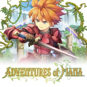 Adventures of Mana per PlayStation Vita