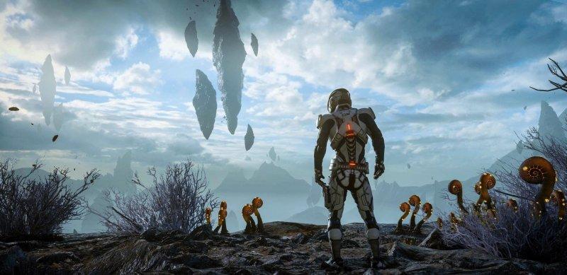 Perché Electronic Arts pena tanto per salvare Mass Effect: Andromeda? Rispetto per l'utenza, o anche ripulitura del nome di BioWare in previsione di Anthem?