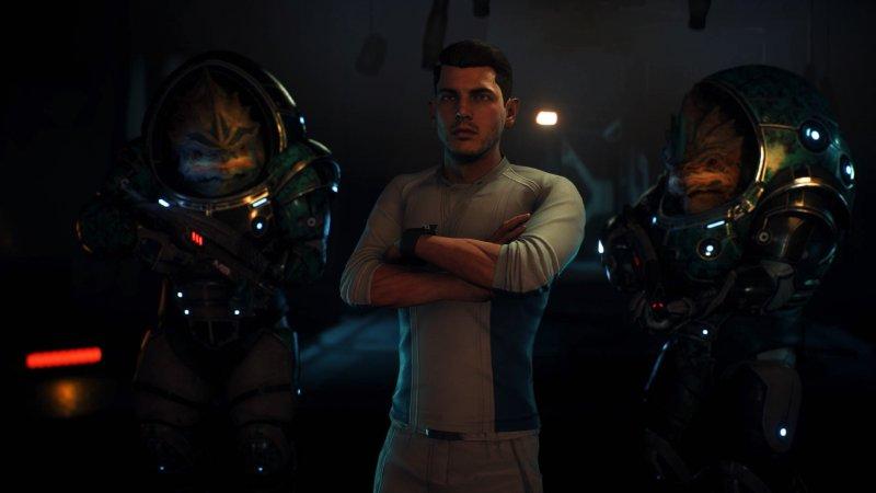 Mass Effect: Andromeda e l'eredità ingombrante del passato
